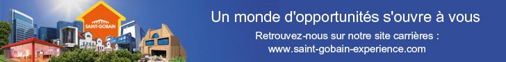 site Saint-Gobain Experience - offre d'emploi - recrutement