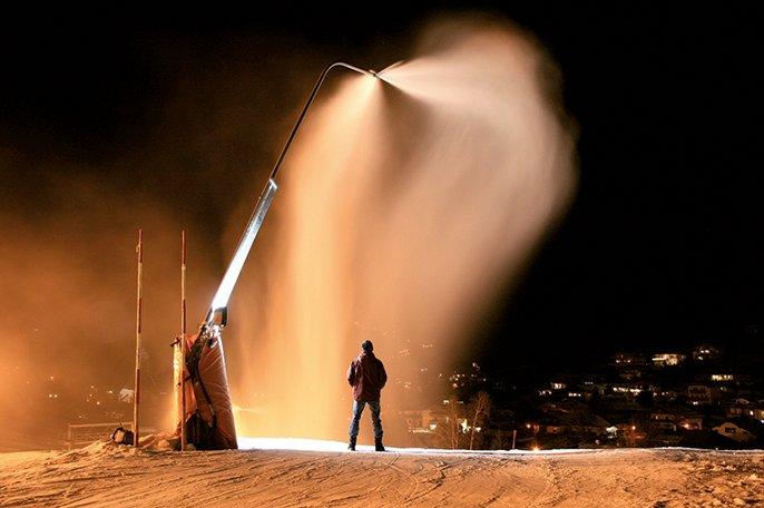 Alpinal - Saint-Gobain PAM - Enneigeurs - canons à neige - canalisations verrrouillées en fonte ductile