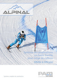 Alpinal_Aperçu du catalogue
