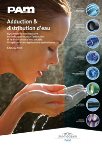 Adduction et distribution d'eau_aperçu catalogue
