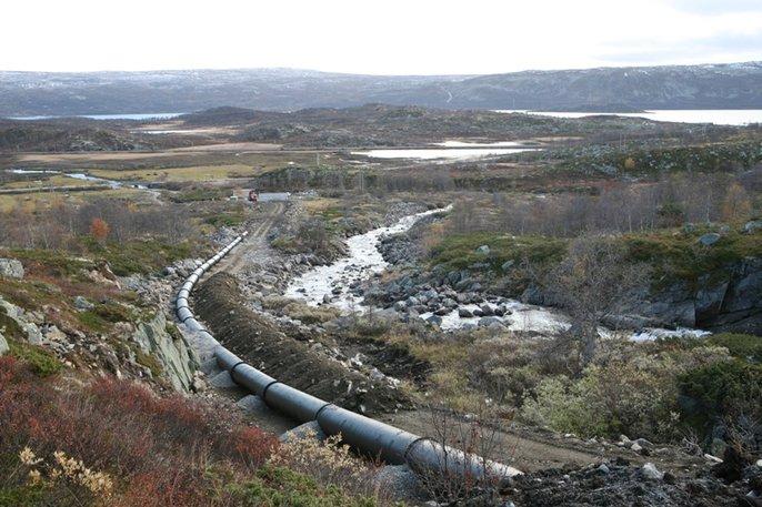 Soluções técnicas PAM - tubagens em ferro fundido dúctil para centrais hidroeléctricas