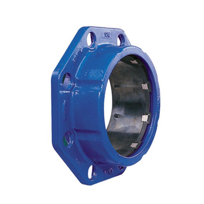 Quick GS Travada para  tubos em ferro fundido dúctil