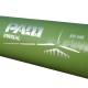 marcação revestimento exterior tubo irrigação