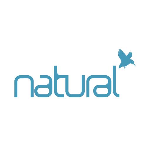 Logo da gama NATURAL
