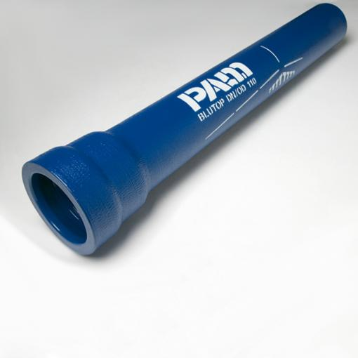 Tubo BLUTOP ® transportável pequeno diametro - Saint-Gobain PAM